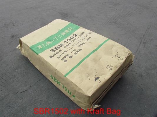 SBR1502 & SBR1712 Rubber Raw Material  synthetic butadiene rubber